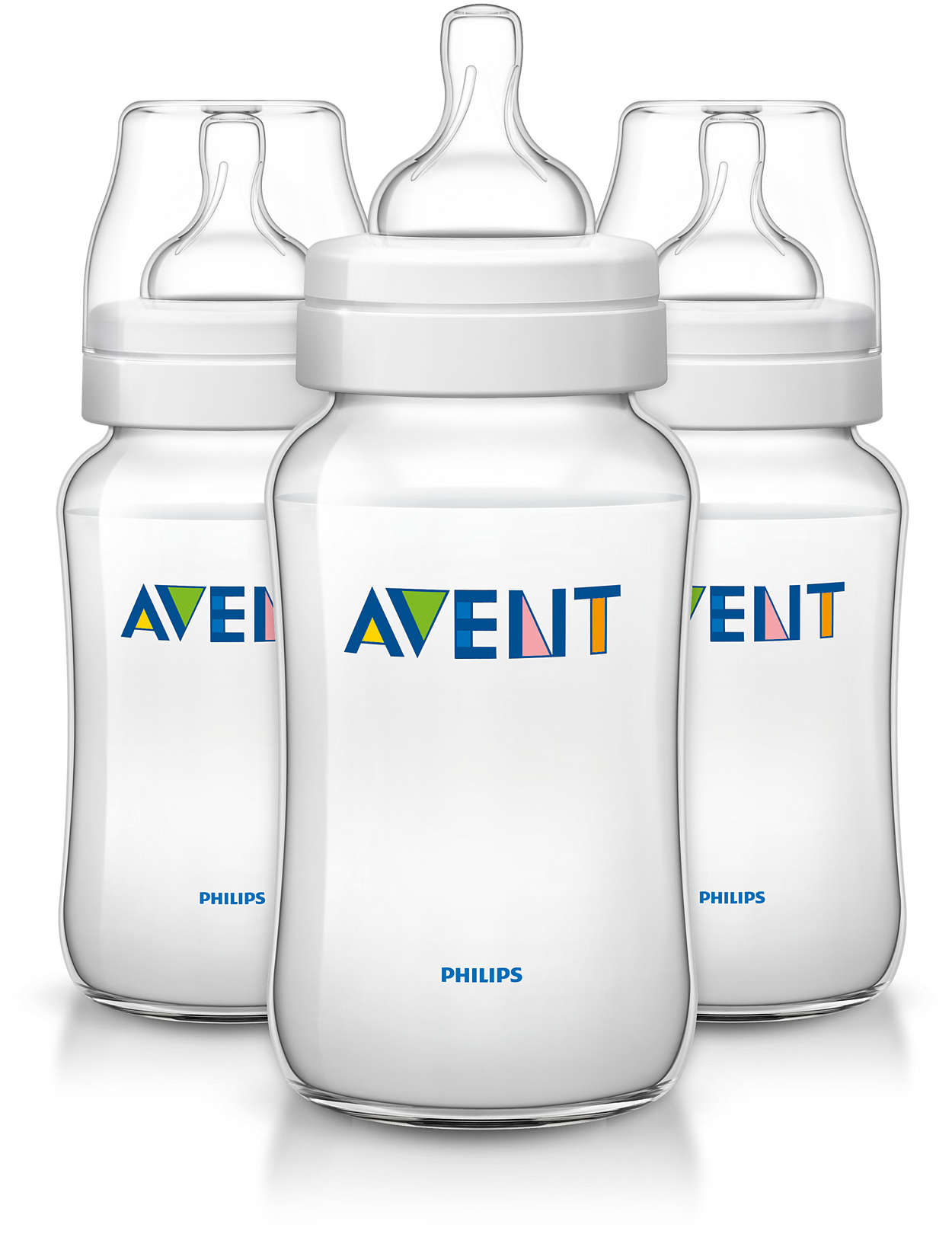 Clinically proven to reduce colic and discomfort*