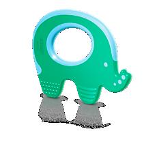 SCF199/00 Philips Avent Anneau de dentition éléphant
