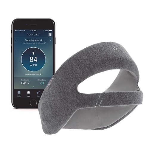 Philips SmartSleep wearable sleep improvement system (size large)