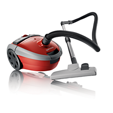 FC8613/01 Expression Vacuum cleaner with bag