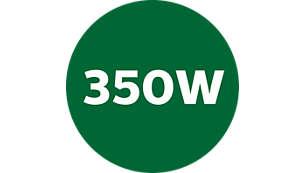 Motor 350 W yang kuat