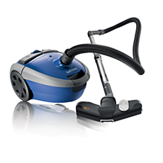 FC8619/01 Expression Vacuum cleaner with bag