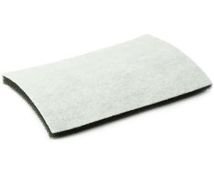 La bolsa para el polvo original de Philips