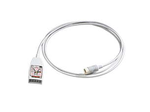 10 lead ECG Trunk AAMI/IEC 2m Trunk Cable