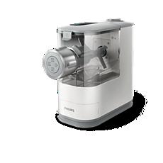 HR2345/19 Viva Collection Pasta maker - Compatto, con 4 trafile