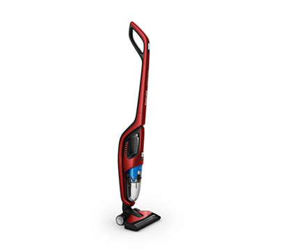 Grundlig rengöring oavsett golv