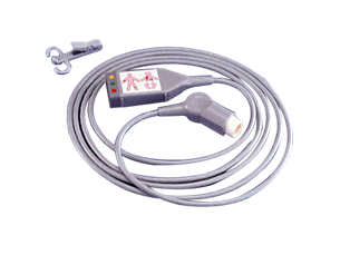 3-lead ECG patient trunk cable Trunk Cable