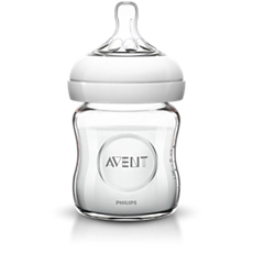 SCF671/17 Philips Avent Natural glass baby bottle