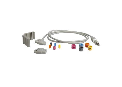 Set für 16Ableitungen EKG-Kabel für diagnostisches EKG