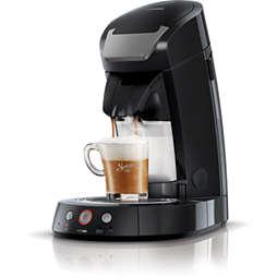 SENSEO® Cappuccino Select Aparat de cafea cu paduri