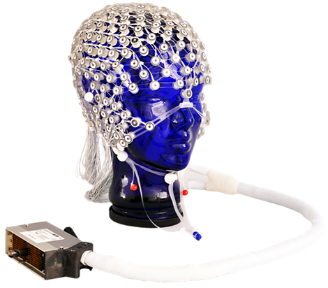 Geodesic Sensor Net Comfortable and whole head HD EEG nets