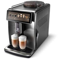 Saeco Xelsis Suprema Plnoautomatický kávovar na prípravu espressa