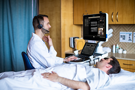 Collaboration Live for tele-ultrasound Extend your team without expanding it