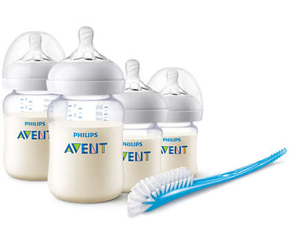The most natural way to bottle feed