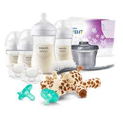 Natural Essentials Gift Set