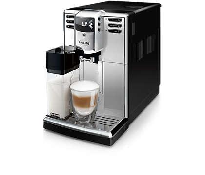 5spécialités de café à partir de grains de café frais