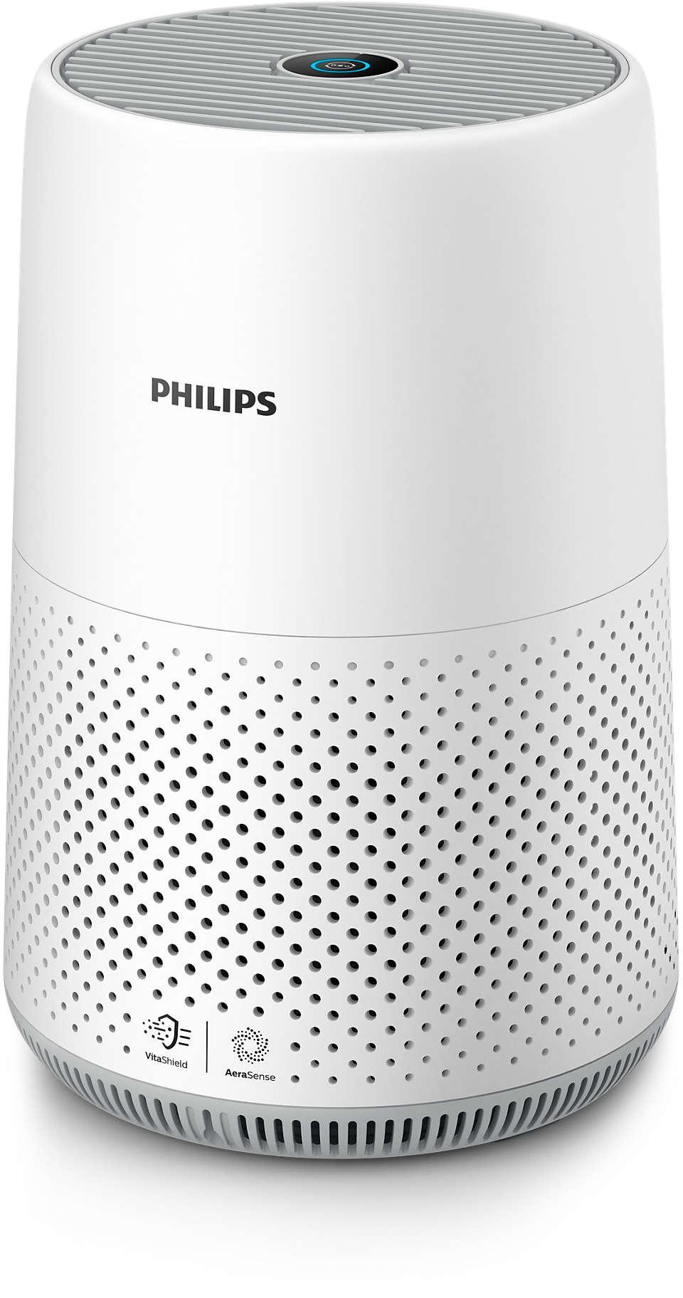 Purifies the air in less than 16 mins (1)