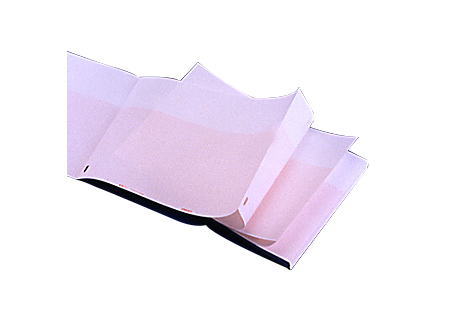 PTP brand anti-fade thermal paper for PageWriter cardiographs Z-fold