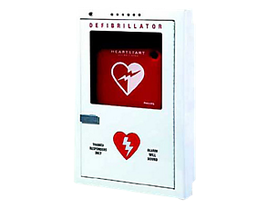 Defibrillator Cabinet (semi-recessed) Accessories