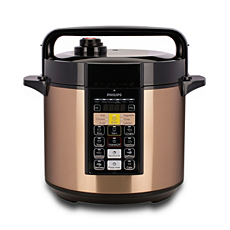 HD2139/65 Viva Collection ME Computerized electric pressure cooker