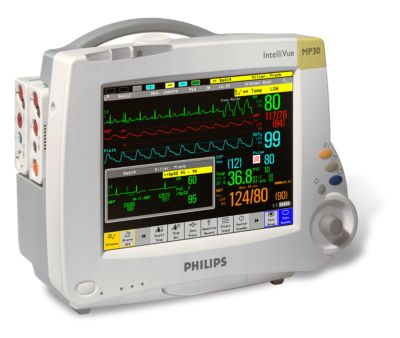 philips intellivue mp20 and mp30 patient monitor rh philips ie Philips IntelliVue MP20 Monitor Philips Cardiac Monitors