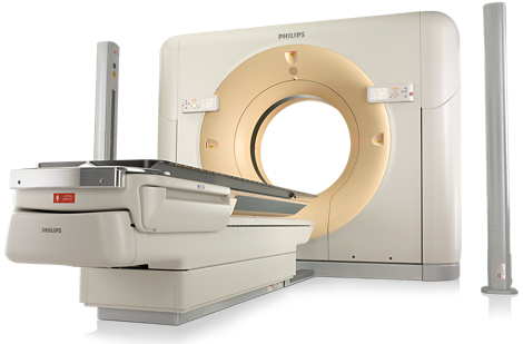 Brilliance CT Scanner TC