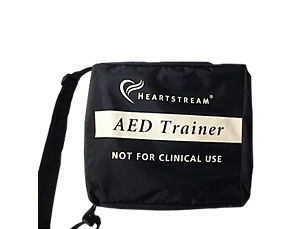 Defibrillator Trainer 2 Carrying Case Accessories