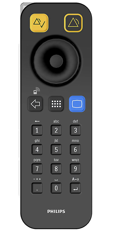 IntelliVue Remote Control