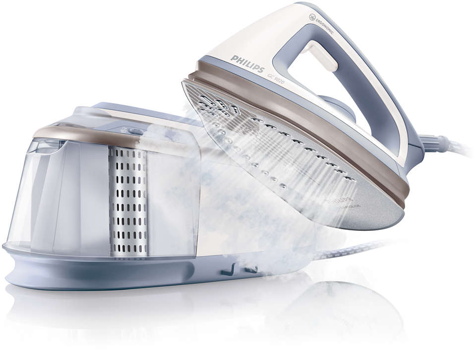 Powerful and hassle-free ironing