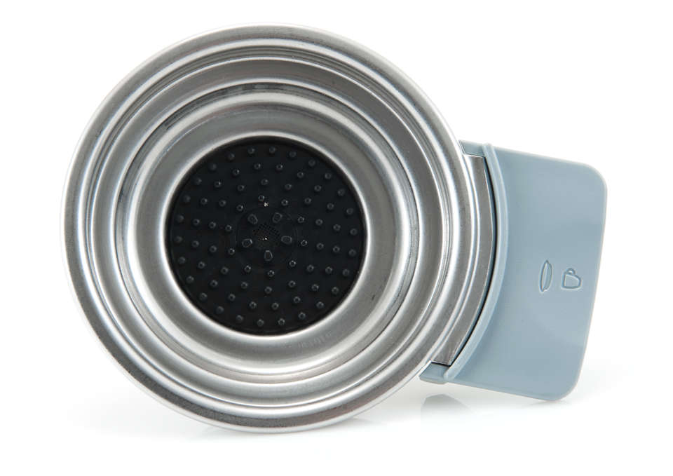 Supports one coffee pod in your SENSEO® coffee machine