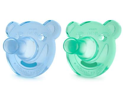 Fördert das natürliche Saugen und die Bindung zu Ihrem Kind