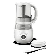 SCF883/01  4-i-1-matlagingsmaskin for sunn babymat