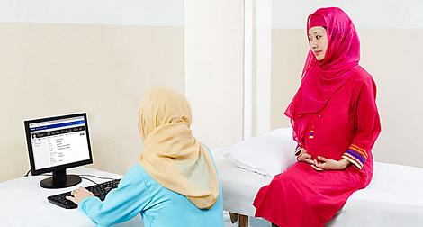 Mobile Obstetrics Monitoring Maternal telehealth software