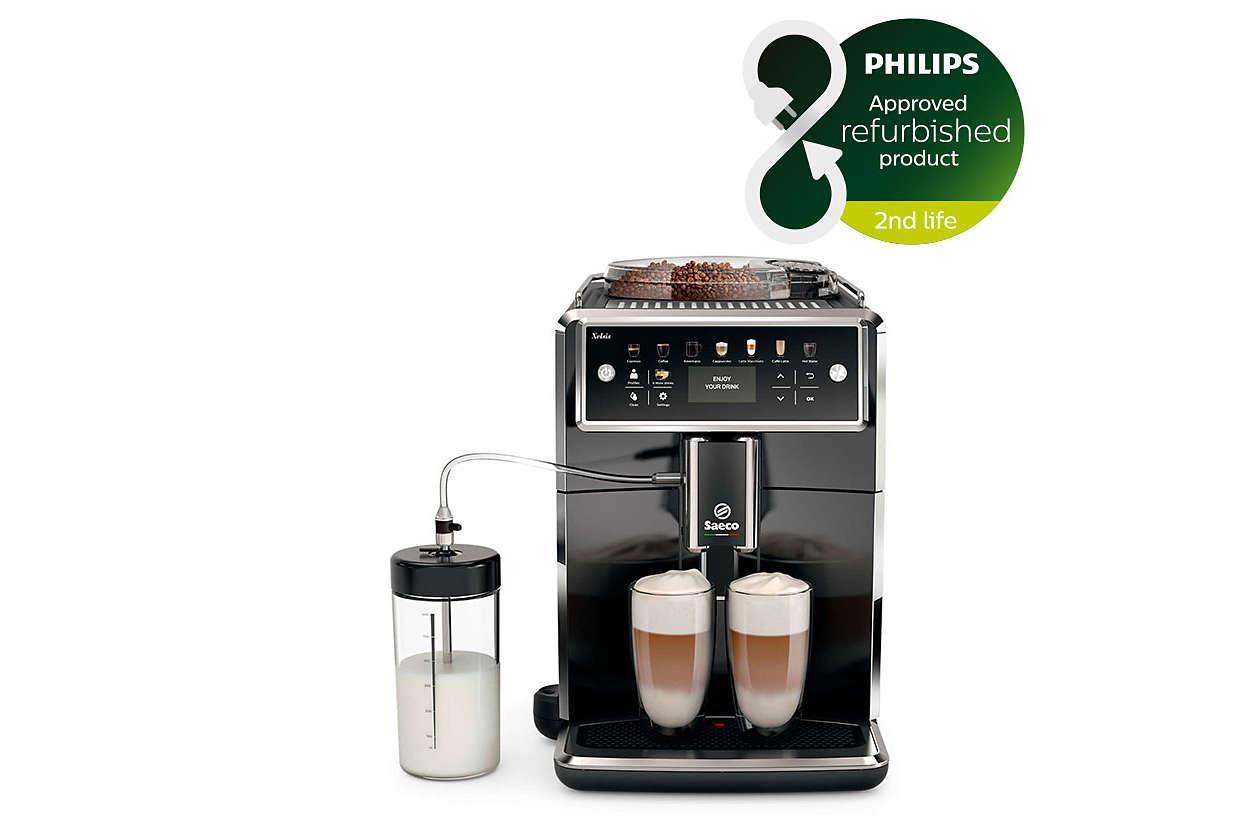Ontdek de wereld van koffie met de beste Saeco-koffiemachine ooit
