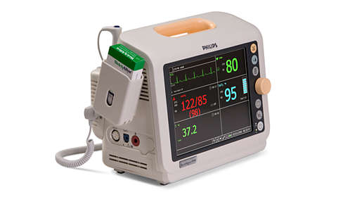 Philips - SureSigns VM4 Bedside patient monitor