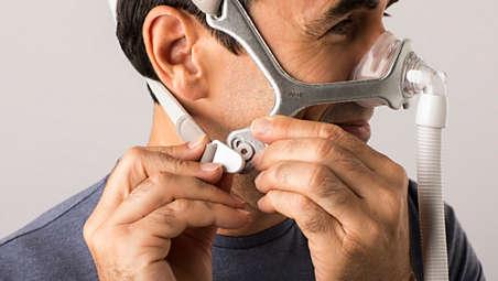 Magnetclip-Zubehör für besonders einfache Anwendung