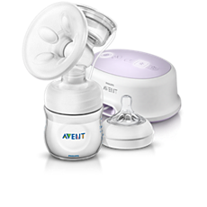 SCF332/12 Philips Avent Comfort Single electric breast pump