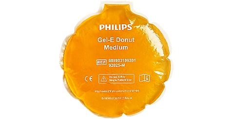 Gel-E Donut, medium Infant positioning aid