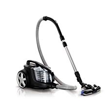 FC9920/69 PowerPro Ultimate Bagless Cylinder Vacuum Cleaner, Anti-Allergen