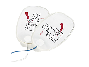 Multifunction Adult/Child Electrode Pads Plus