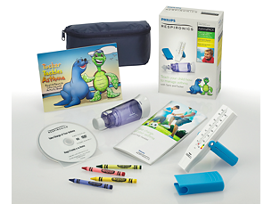 AsthmaPACK Asthma kit