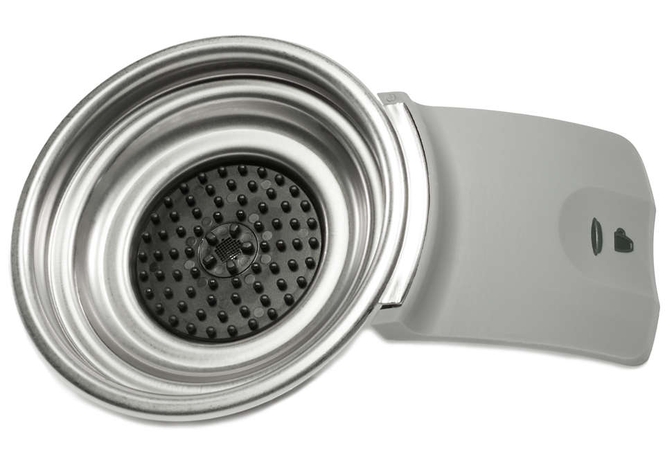 Holds one coffee pod in your SENSEO@