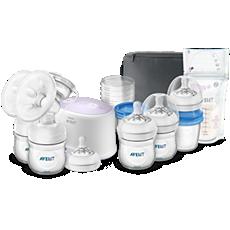 SCF334/26 Philips Avent Double Electric Breastfeeding set