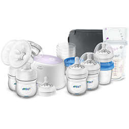 Avent Double Electric Breastfeeding set
