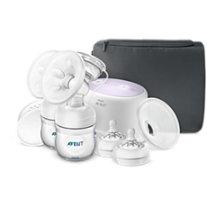 SCF334/22 Philips Avent Double electric breast pump