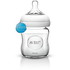 SCF671/17 Philips Avent Natural glass baby bottle