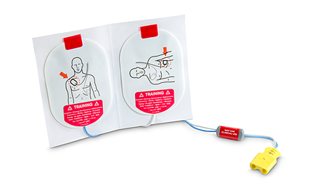 Replacement Training Pads II AED Training Materials
