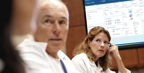 IntelliSpace Precision Medicine Oncology Clinical workflows that streamline collaboration.