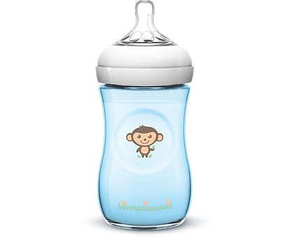 De meest natuurlijke manier om flesvoeding te geven