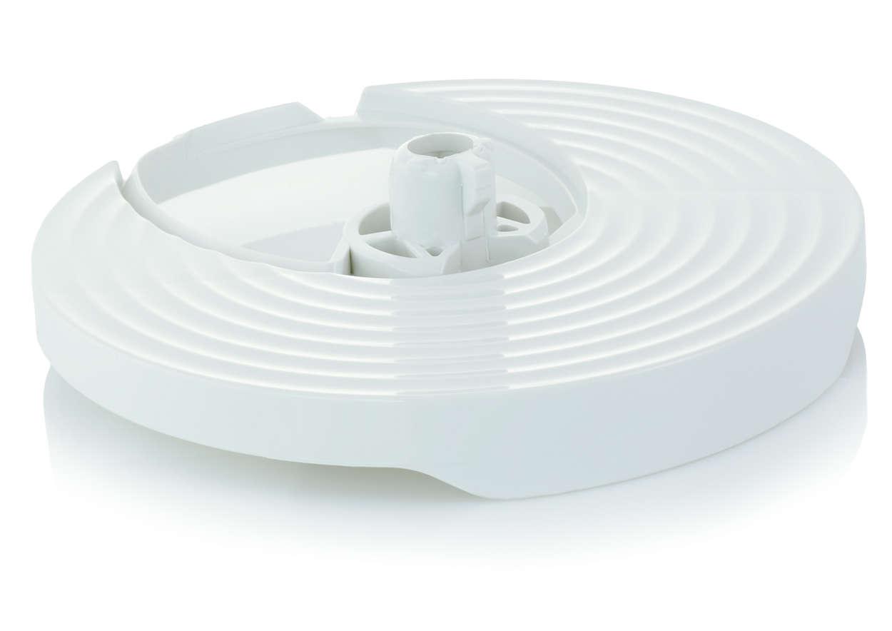 Für die Scheiben Ihrer Küchenmaschine